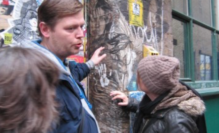 See Shoreditch with Homeless Tour Guide Henri