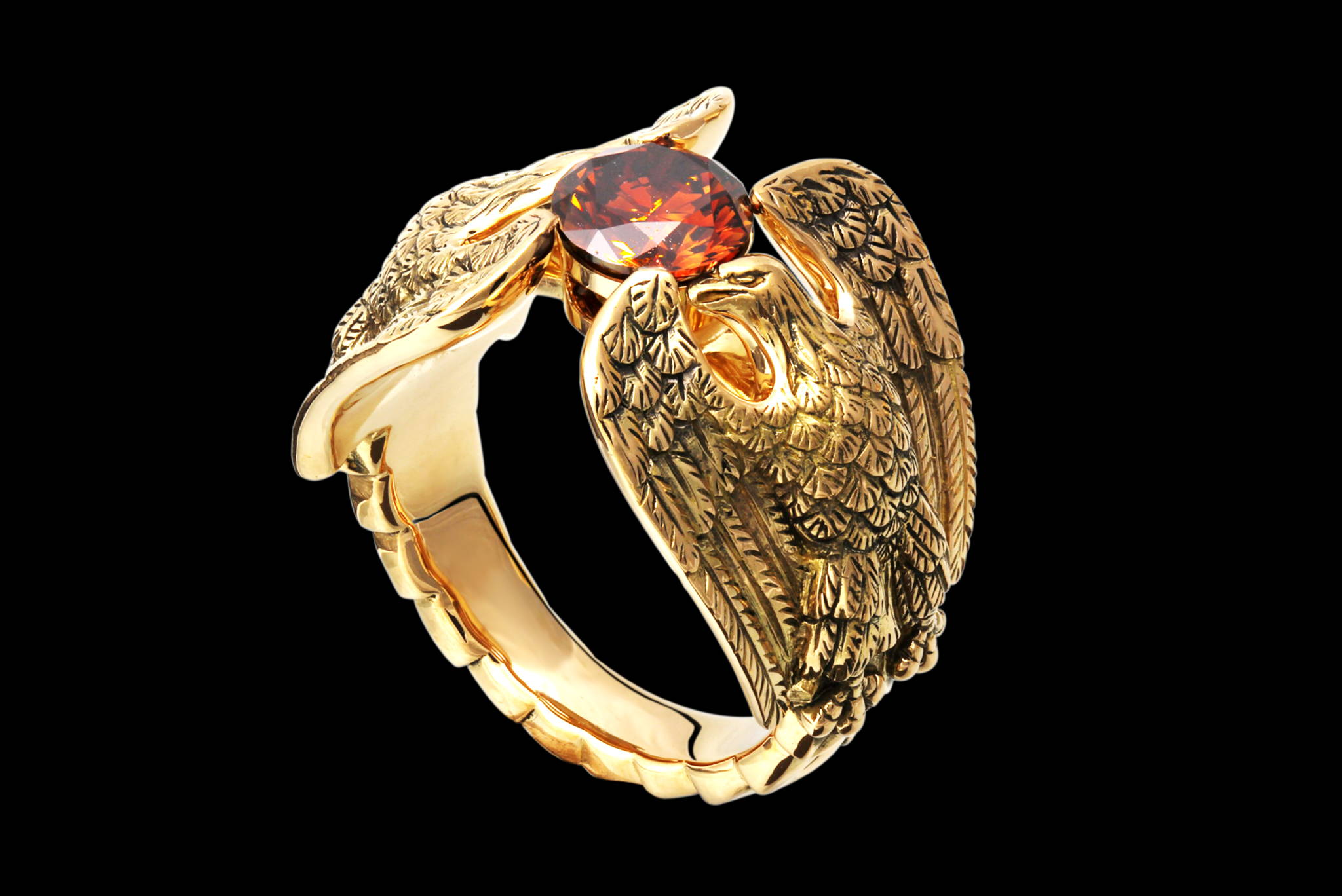 Imperium Romanum Ring 45 degrees view