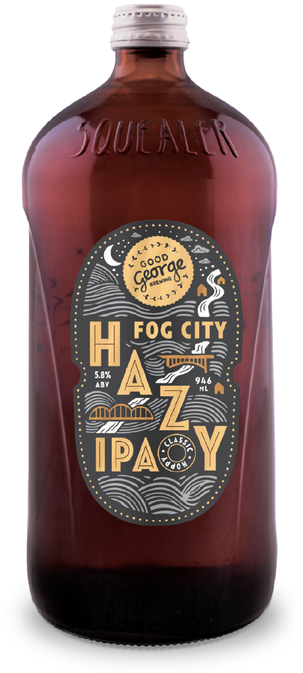 Good George Fog City Hazy IPA