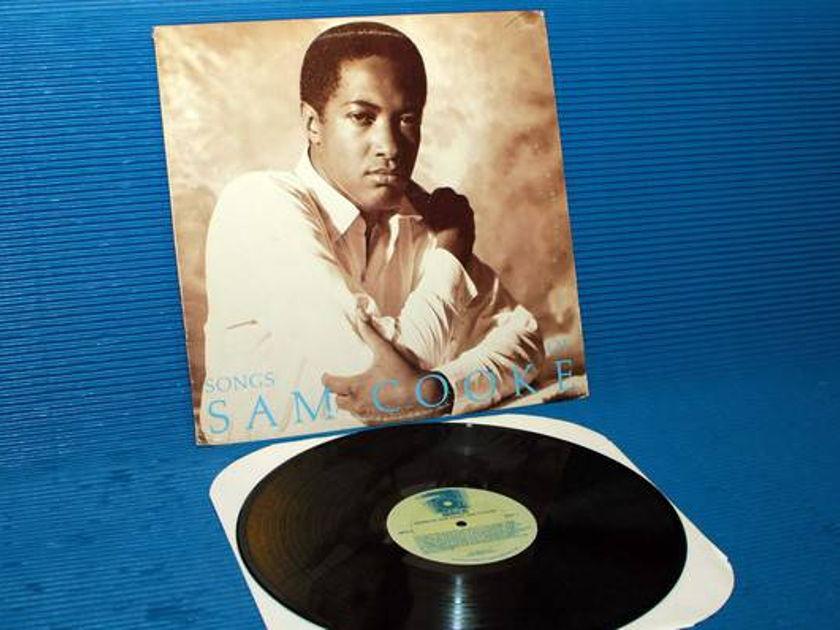 "SAM COOKE -  - ""Songs of"" - ABCKO 1979 promo rare!"