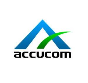 Accucom Corporation logo