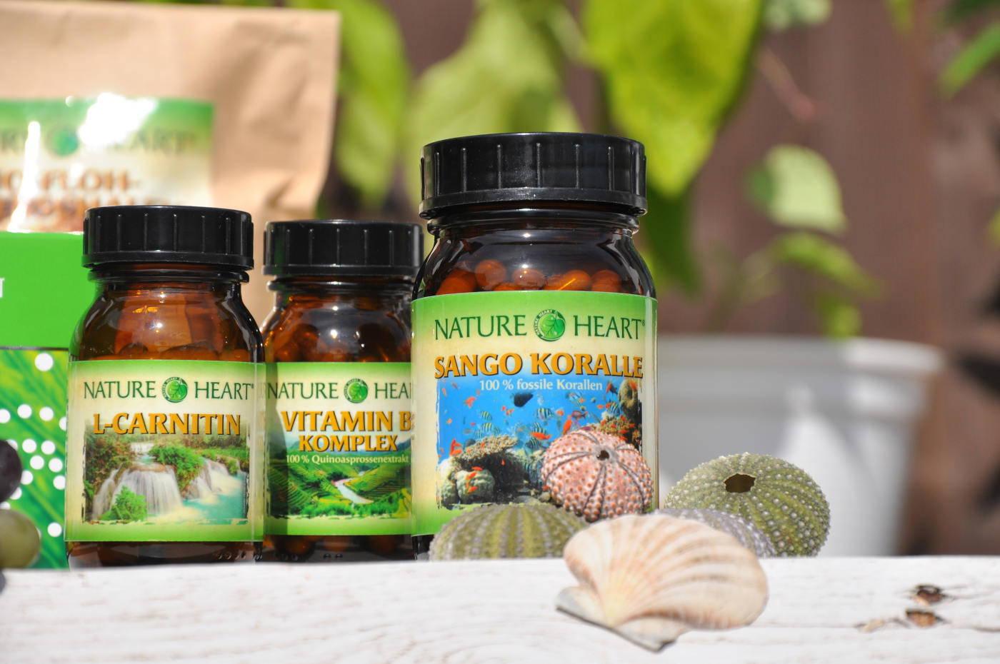 Vitamin B komplex Sango Koralle