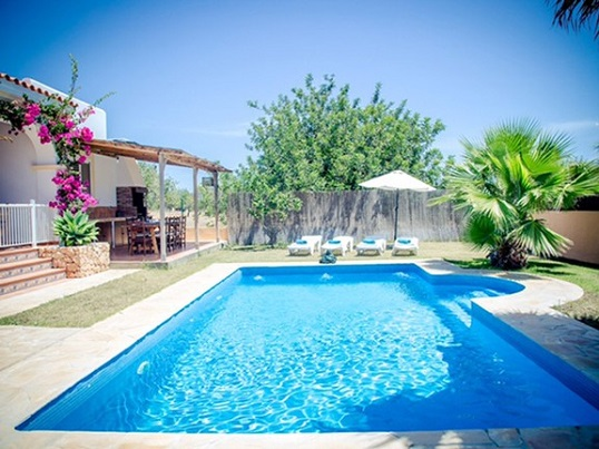 Ibiza - Elegant house for sale with rental license in San Jordi, Ibiza
