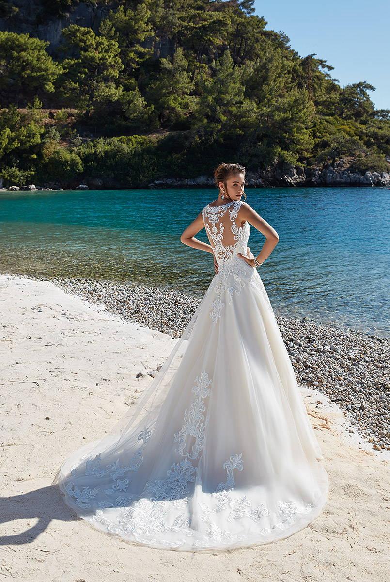 EDDY K WEDDING DRESS HEIDI