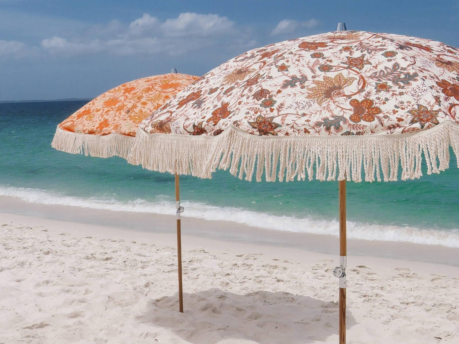 Boho Beach Umbrellas Australia