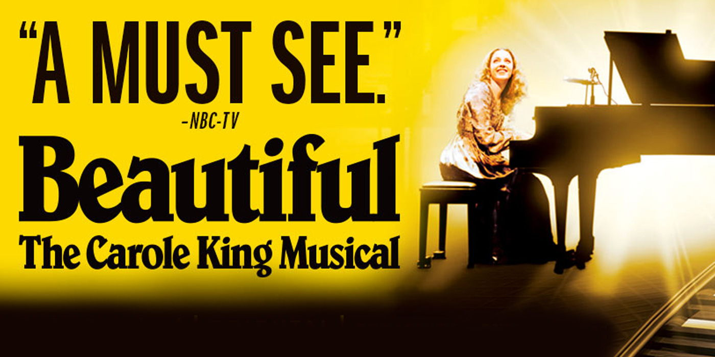 Beautiful – The Carole King Musical at the Shubert Theatre