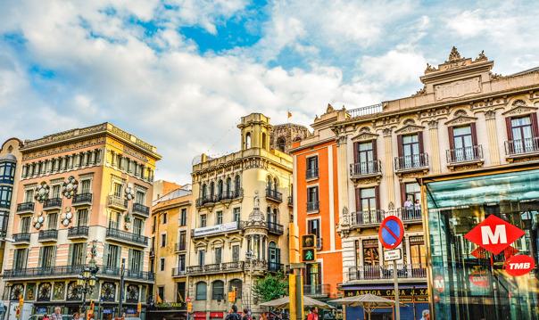Первый раз в Барселоне: ориентация в городе за два часа!