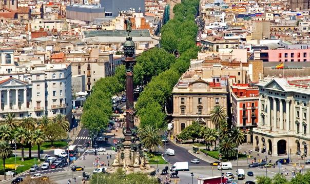 Ваши первые шаги по Барселоне: индивидуальная экскурсия 4 часа