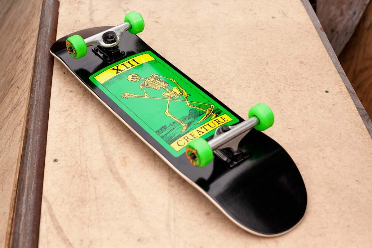 Skateboard completo per bambini