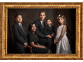 $1,500 Masterpiece Portrait for Family or Individual by Masana NYC