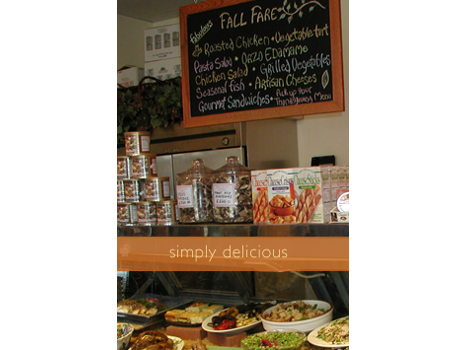 2 $25 gift cards from Foods of Vail