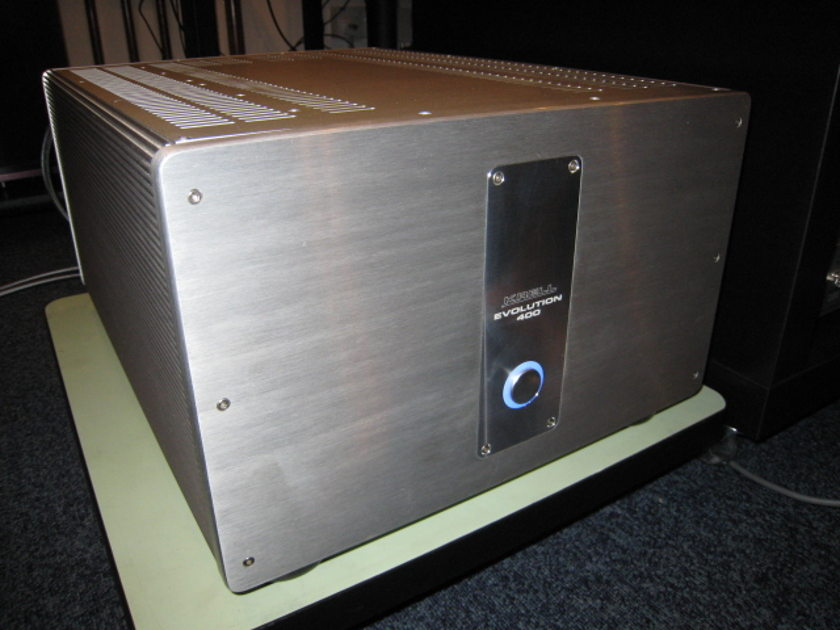Krell Evolution 400 Mono Amplifiers 220V-240V50Hz-Worldwide Shipping