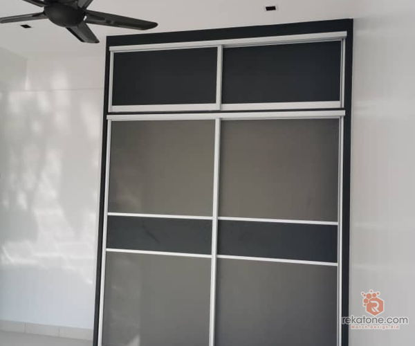 ehouse-kitchen-cabinet-contemporary-malaysia-selangor-bedroom-interior-design