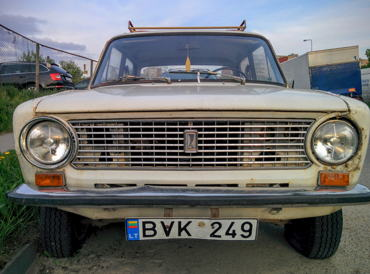 Buying a Car in the Former Soviet Union