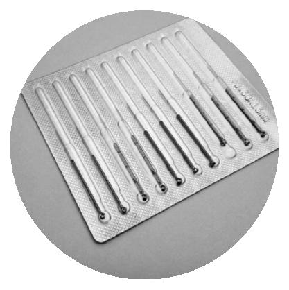 scalpa blades for microblading training