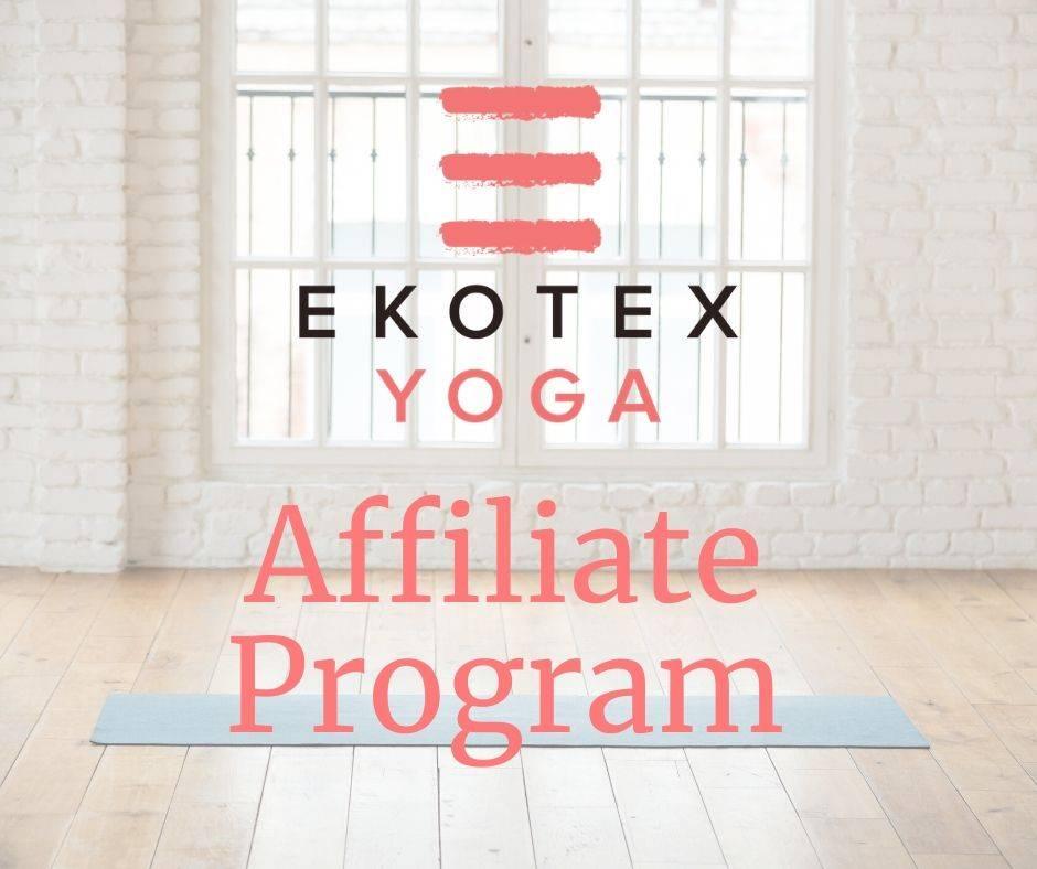 Affiliate Program Ekotexyoga