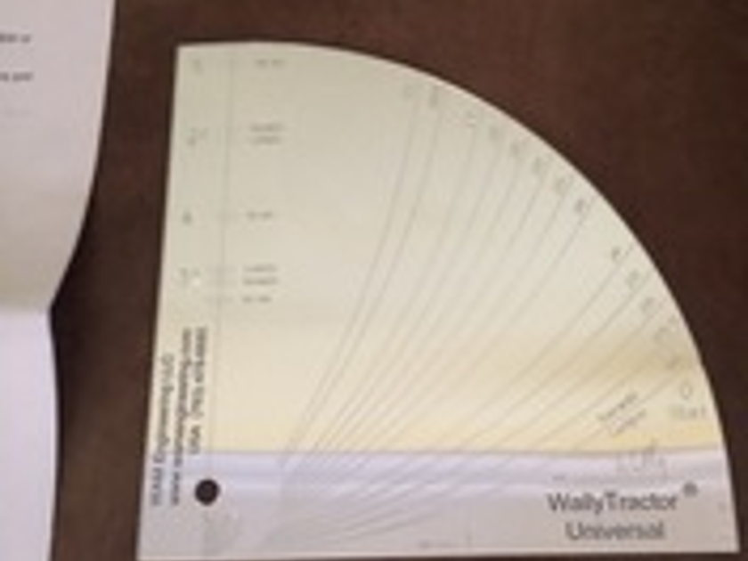 Wally Tools Universal Alignment Gauge