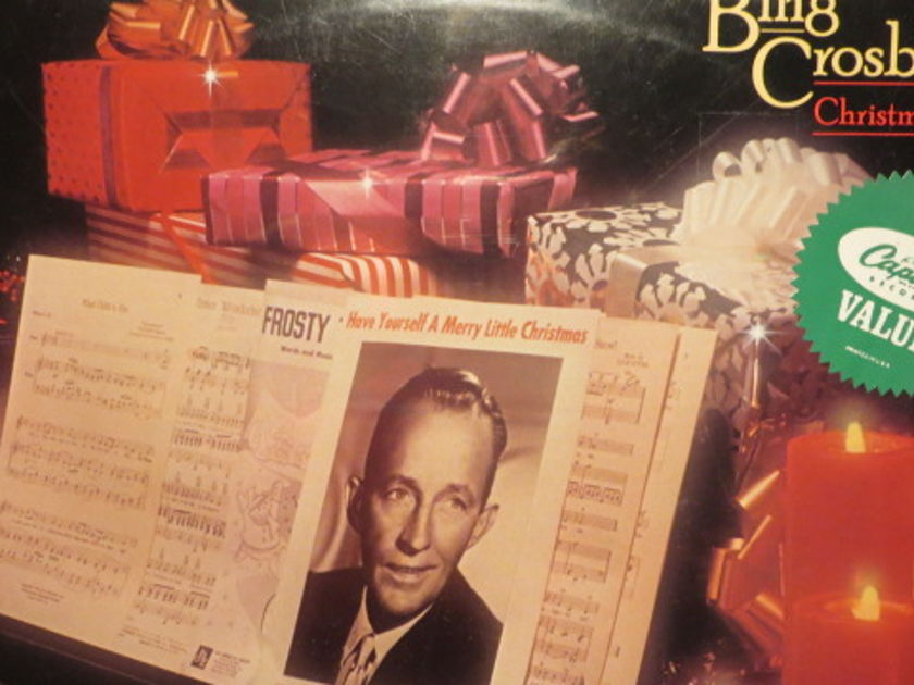 BING CROSBY'S  - CHRISTMAS CLASSICS CHRISTMAS SEALED