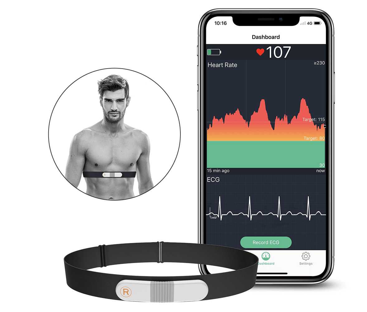 Wellue VisualBeat™ Heart Rate Monitor
