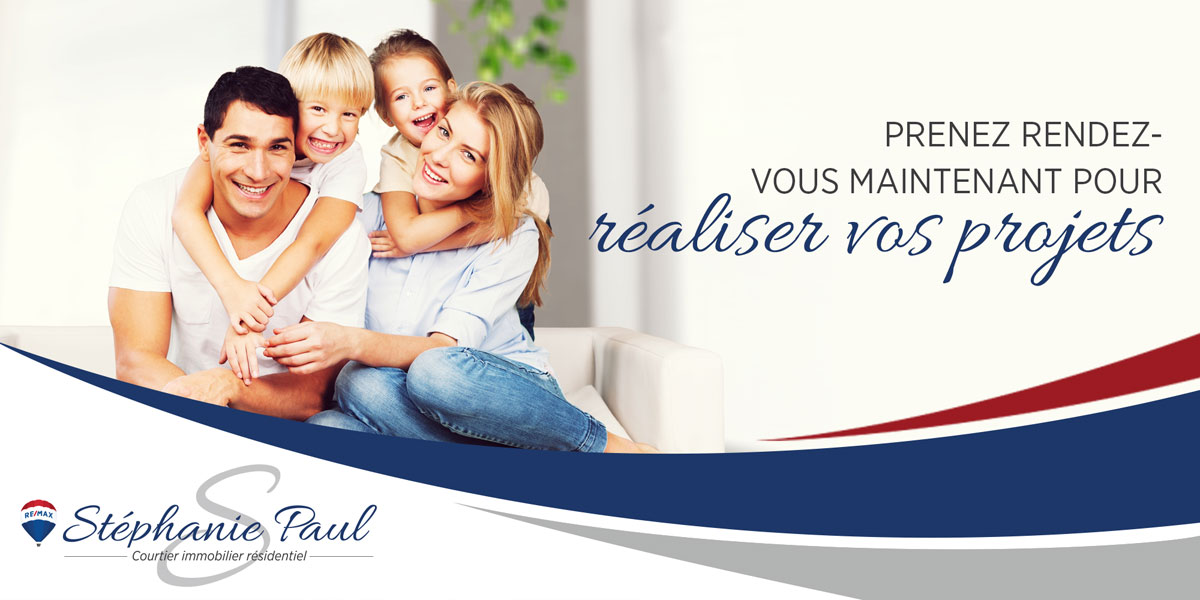 Stéphanie Paul - Courtier immobilier REMAX Platine