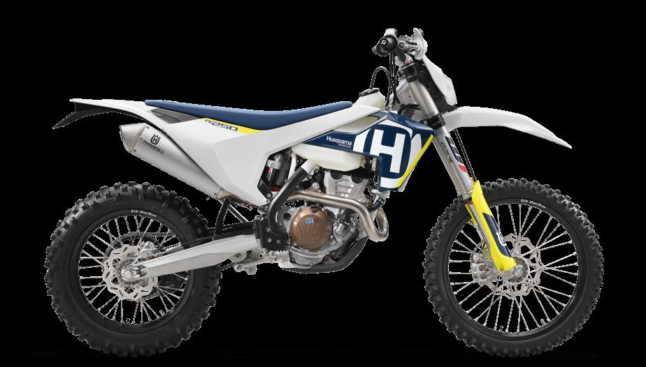2018 HUSQVARNA MOTORCYCLES FE 250