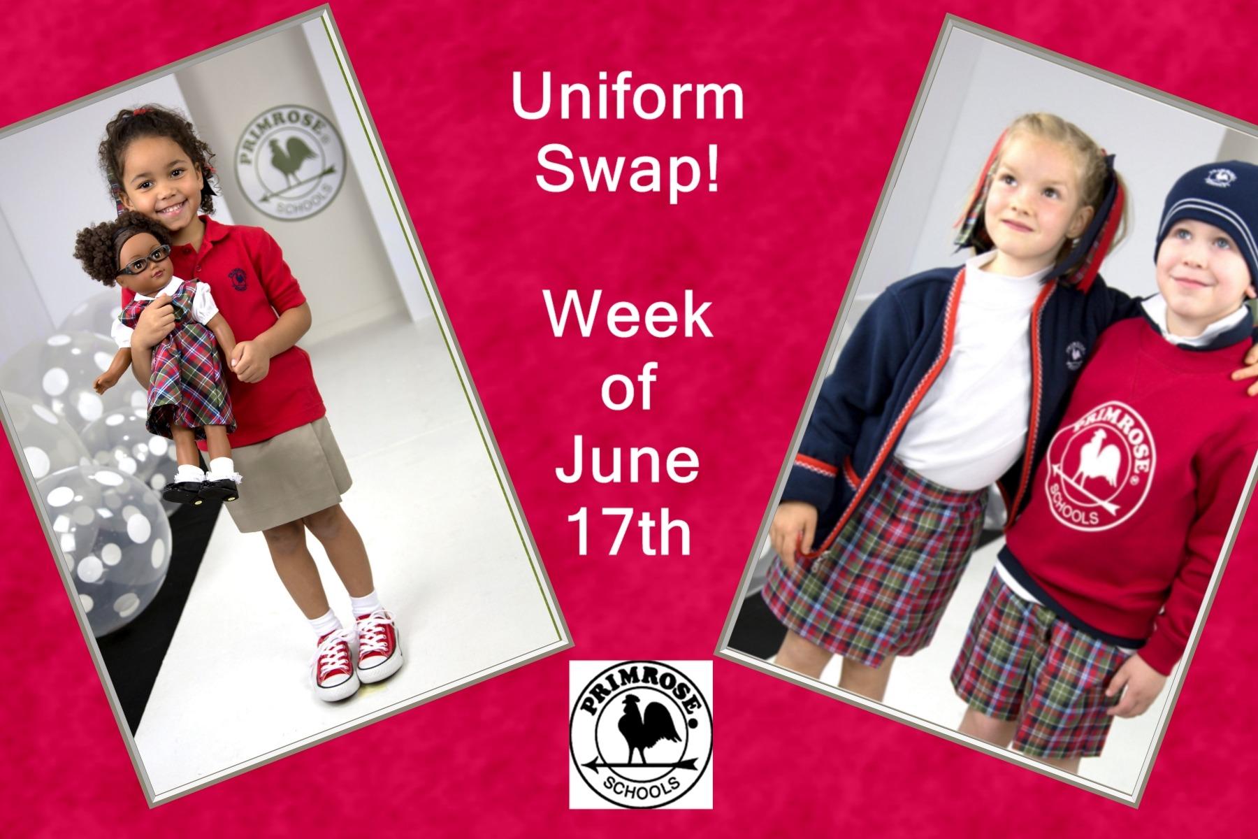 Uniform Swap!