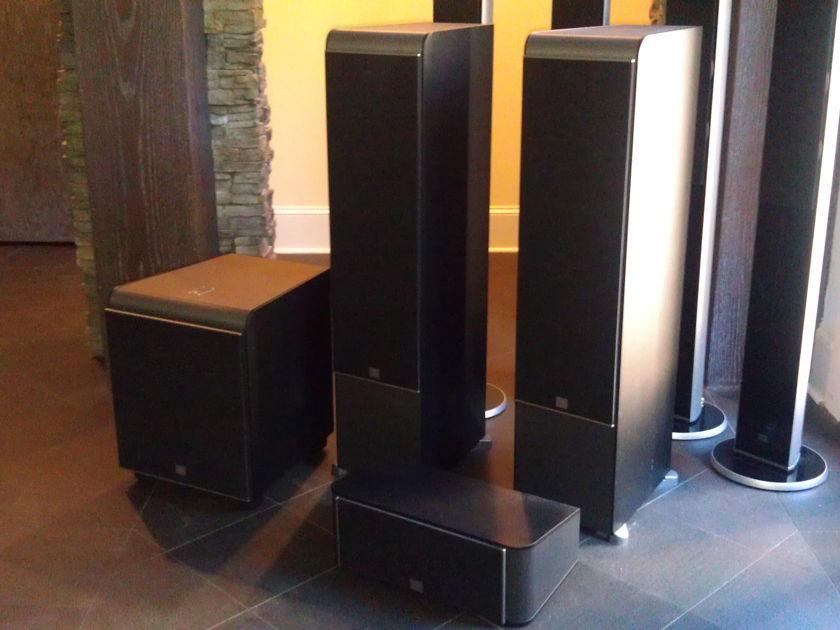 JBL surround sound speaker system