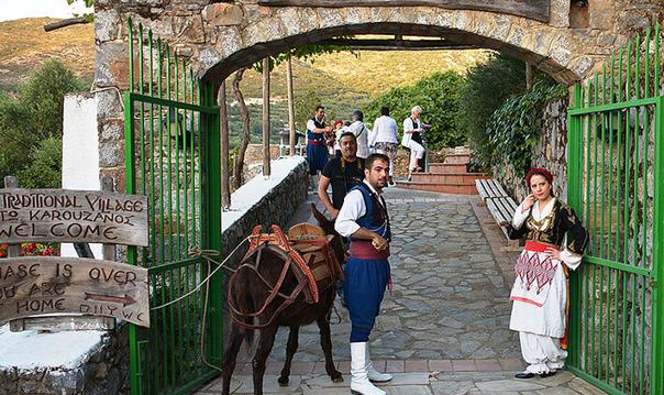 Критский фольклорный вечер