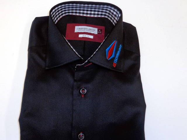 Hemden besticken für 42 Technologie