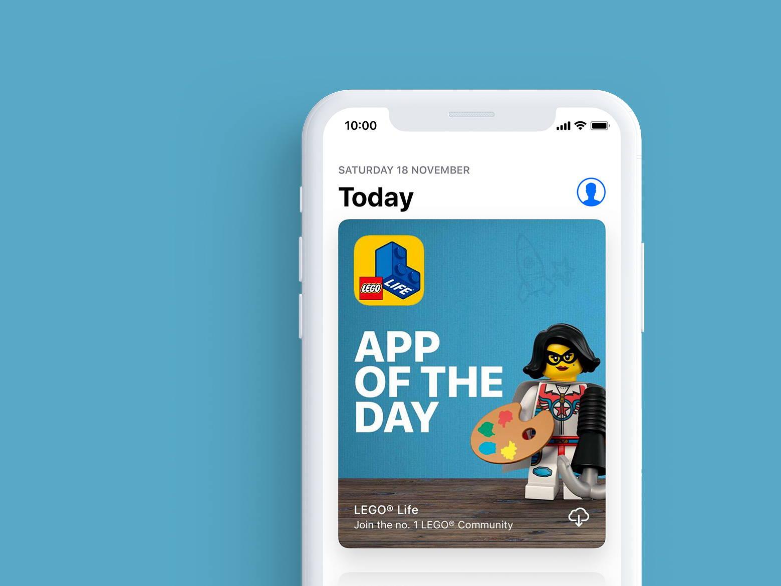 lego life app in app store
