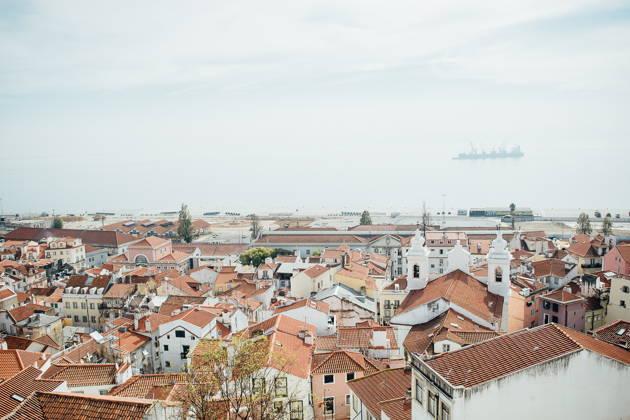 Душевная экскурсия по Лиссабону (индивидуальная пешеходная)