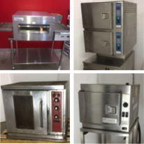 Used Commercial Ovens