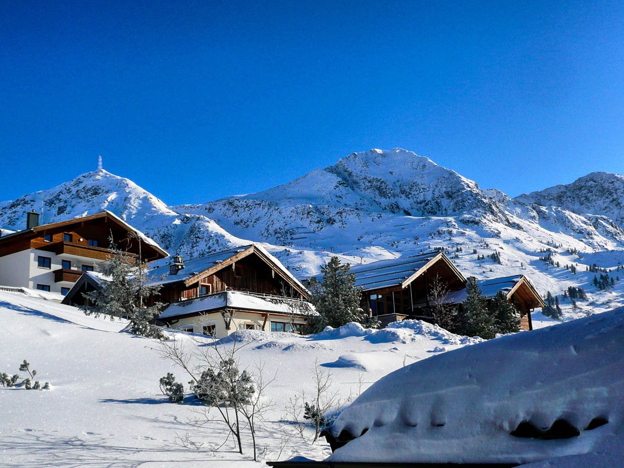 Top 5 best ski resorts in Europe for buying a second home