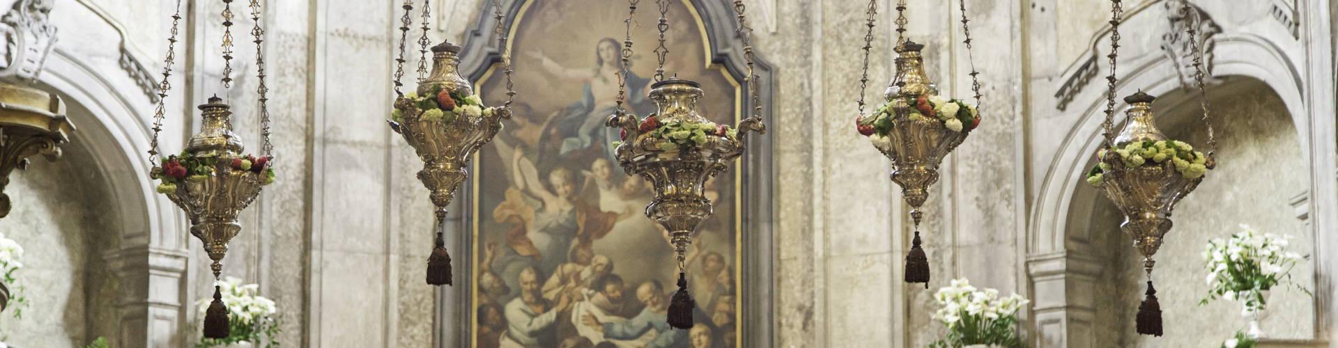 church incense