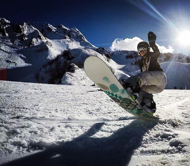 наступающем году сноуборд как делали фото теме