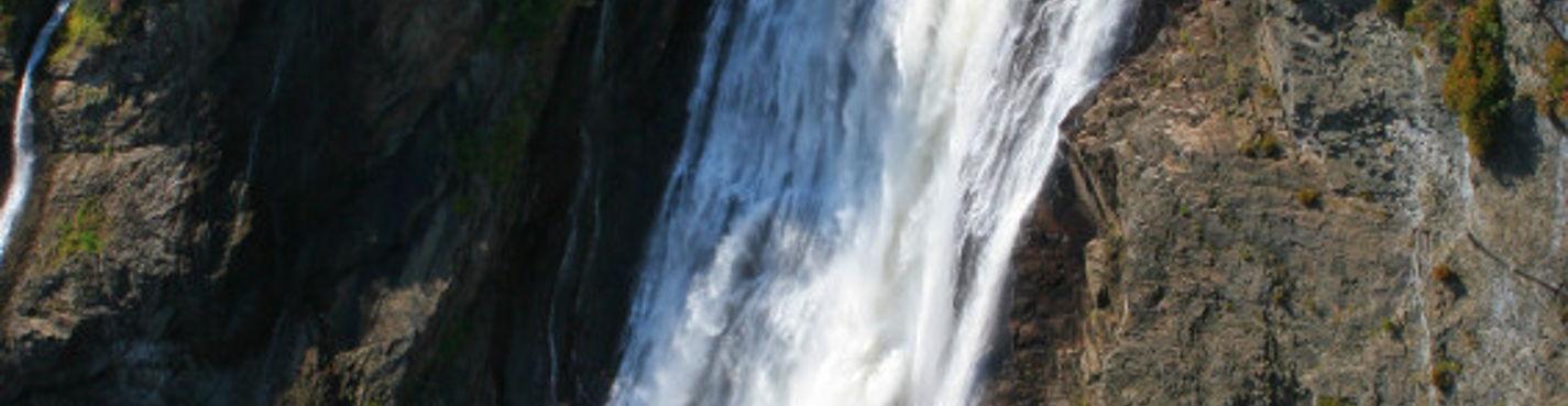 Комбинированный тур по Квебеку с выездом на Водопад Монморанси