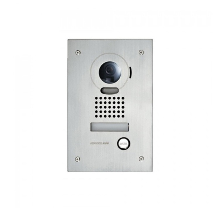 Media Custom Installation:  Outdoor Intercom Stations