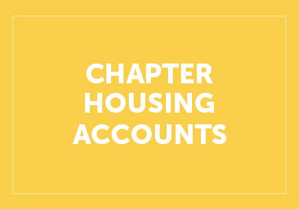 Chapter Housing Accounts