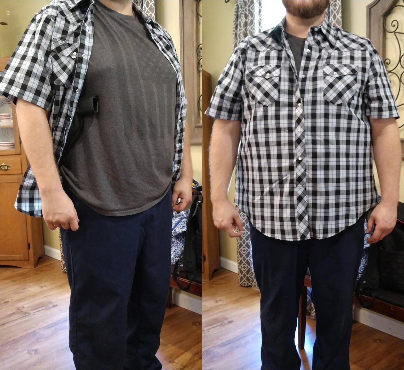 fat guy holster | Concealed Carry For Big Guys