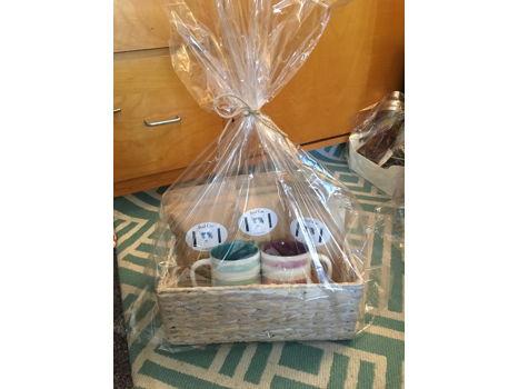 Bad Cat Coffee Co Gift Basket