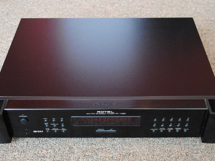 Rotel RT-1080 AM/FM Tuner