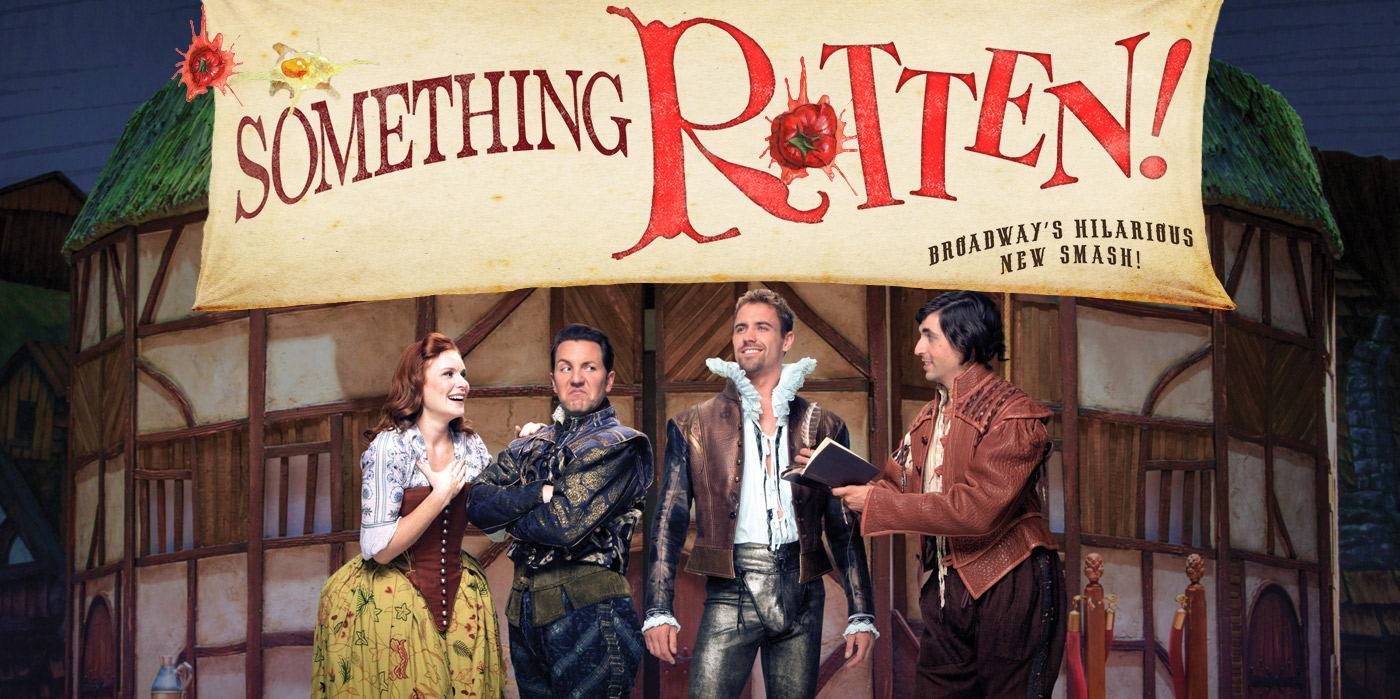 Something Rotten at the Shubert Theatre