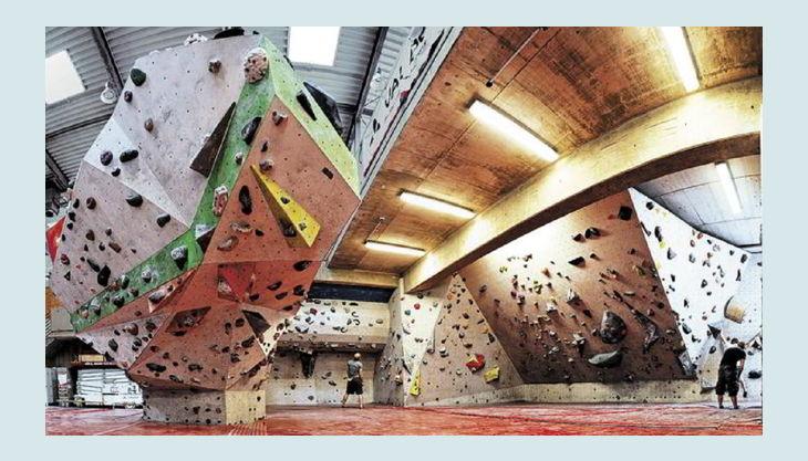 bg kletterfabrik panorama boulder bild