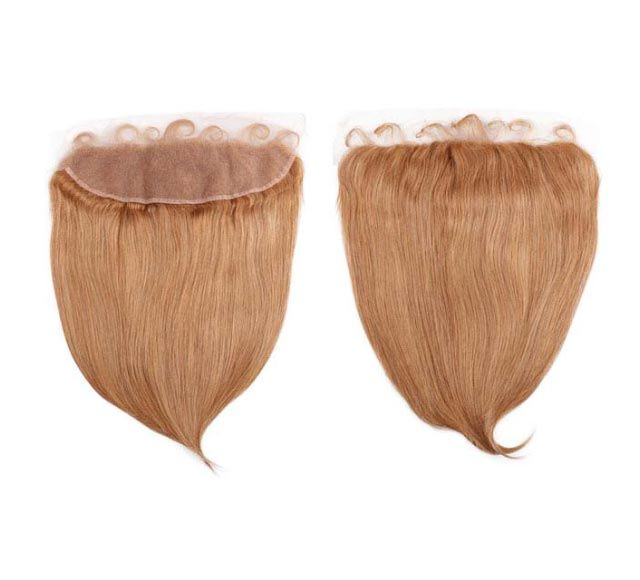 Straight Dark Blonde Frontals Mayvenn
