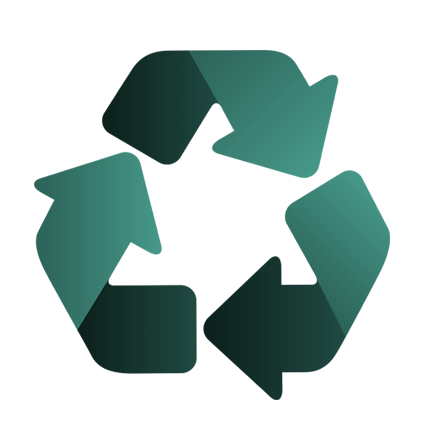 recycling program icon