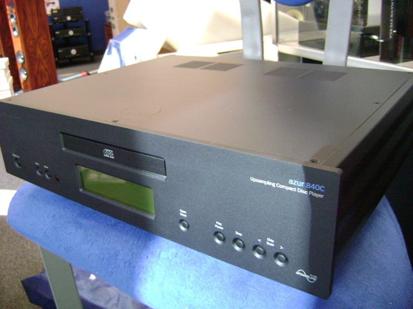 Cambridge Audio Azur 840C Up-Sampling CD Player - SWEET!