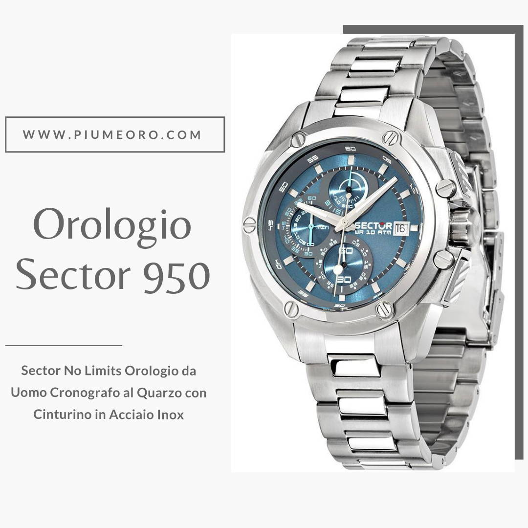 Orologio Sector 950