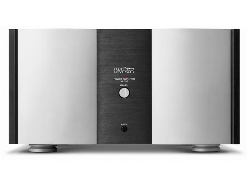 Mark Levinson 532 Demo 532 Dual Mono Amp The Best Levinson Amp Today