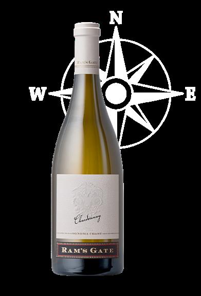 Grand Napa vineyards Chardonnay