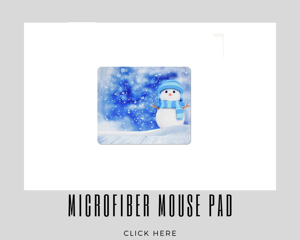 Giveaways Promotional Microfiber Mouse Pad